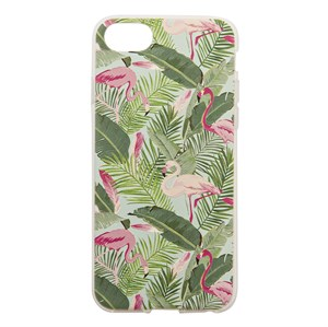 Cellphone Case-Flamingo