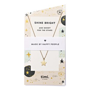 Shine Bright New Star Necklace