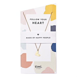 Follow Your Heart Necklace