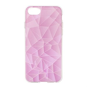 Cellphone Case-Geometric Pink