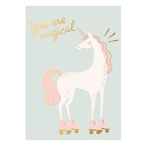 Small Greeting Card-You Are Magical