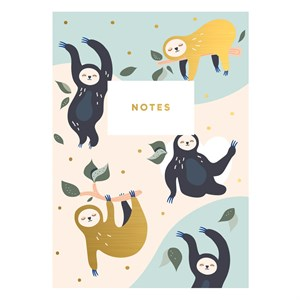 Notebook-Sloth