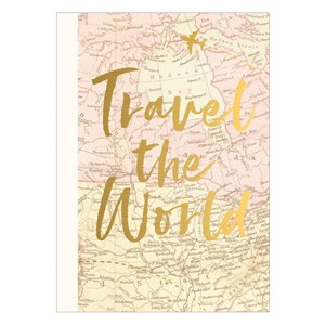 Notebook-Travel the World