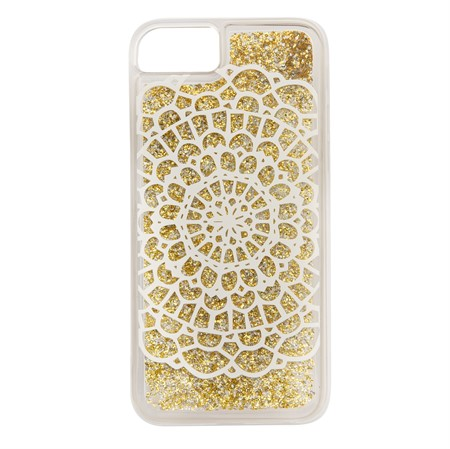 Cellphine Case Mandala Glitter