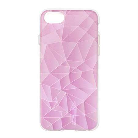 Cellphone Case Geometric Pink