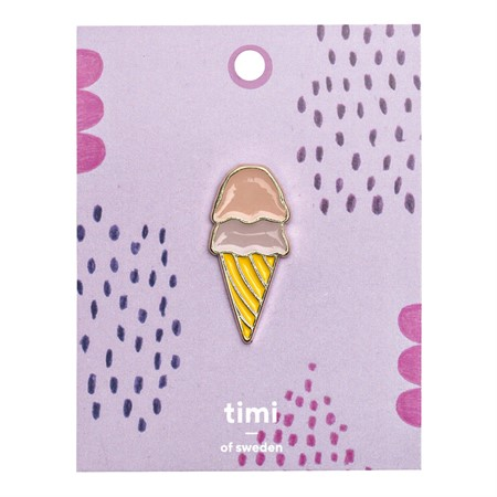 Enamel Pin Ice Cream