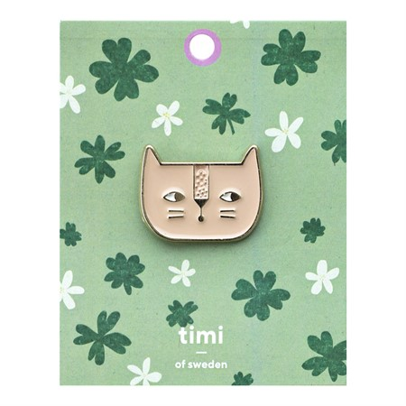 Enamel Pin Cat