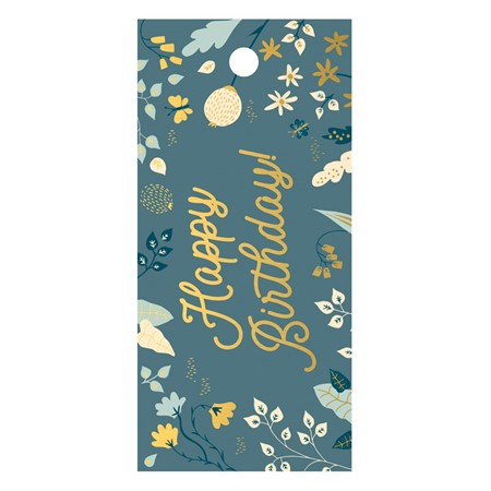 Happy Birthday AW2019 Gift Tag