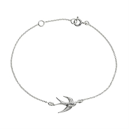 Bracelet Swallow Sterling Silver