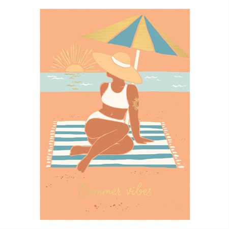 Postcard Summer Vibes