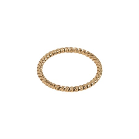 Petite Twisted Ring