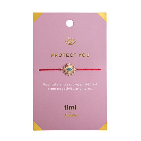 Protect you Evil Eye Sun Armband