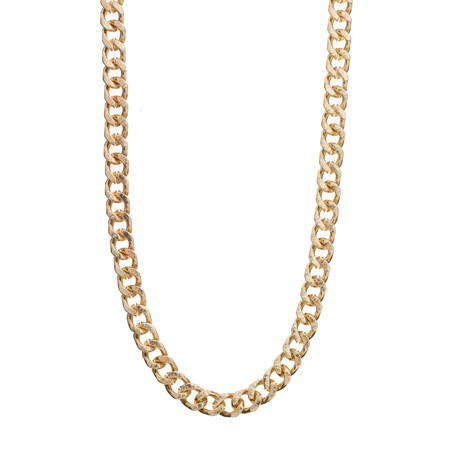 Statement Chain Halsband